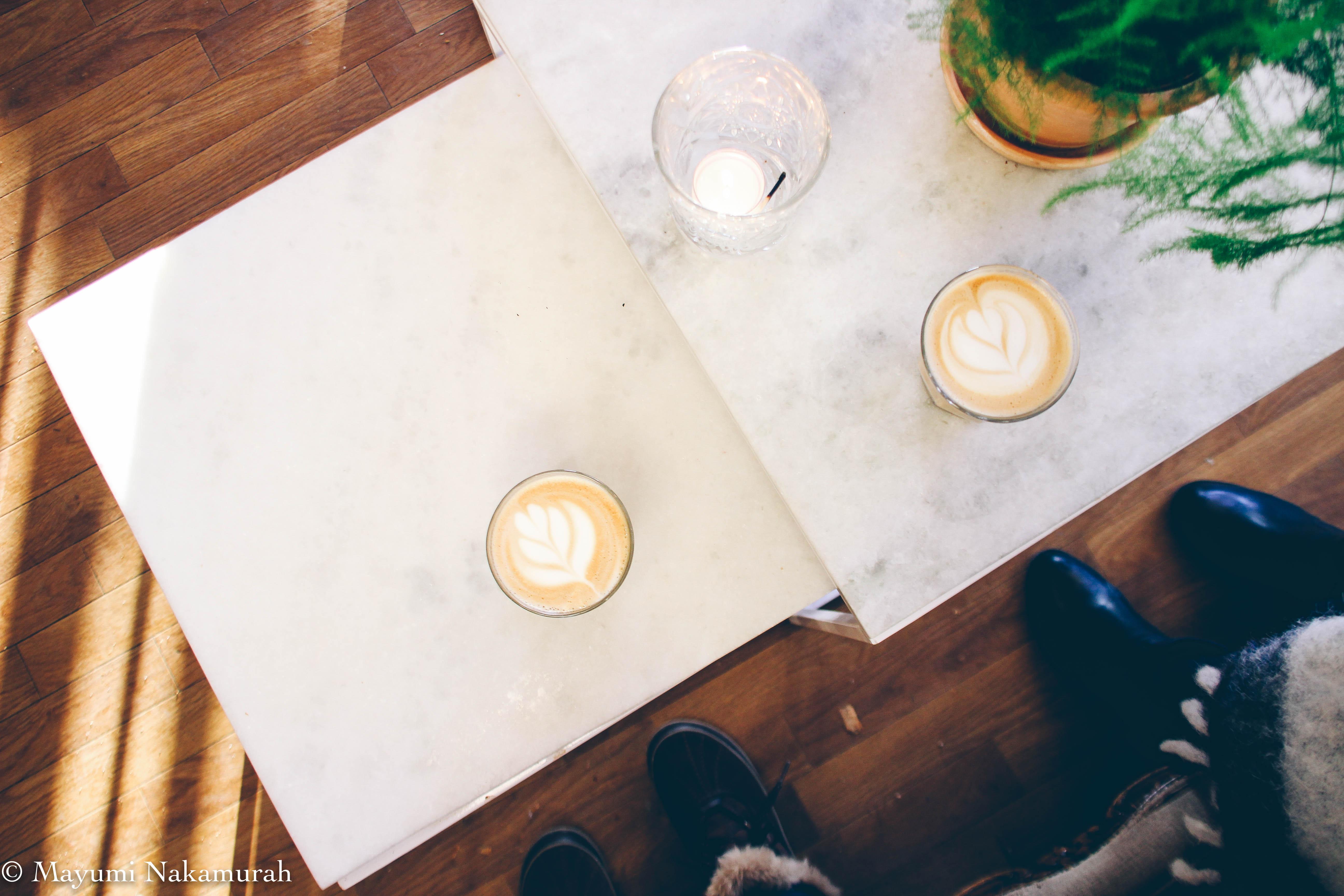 Kaffe Kaffe Kaffe…