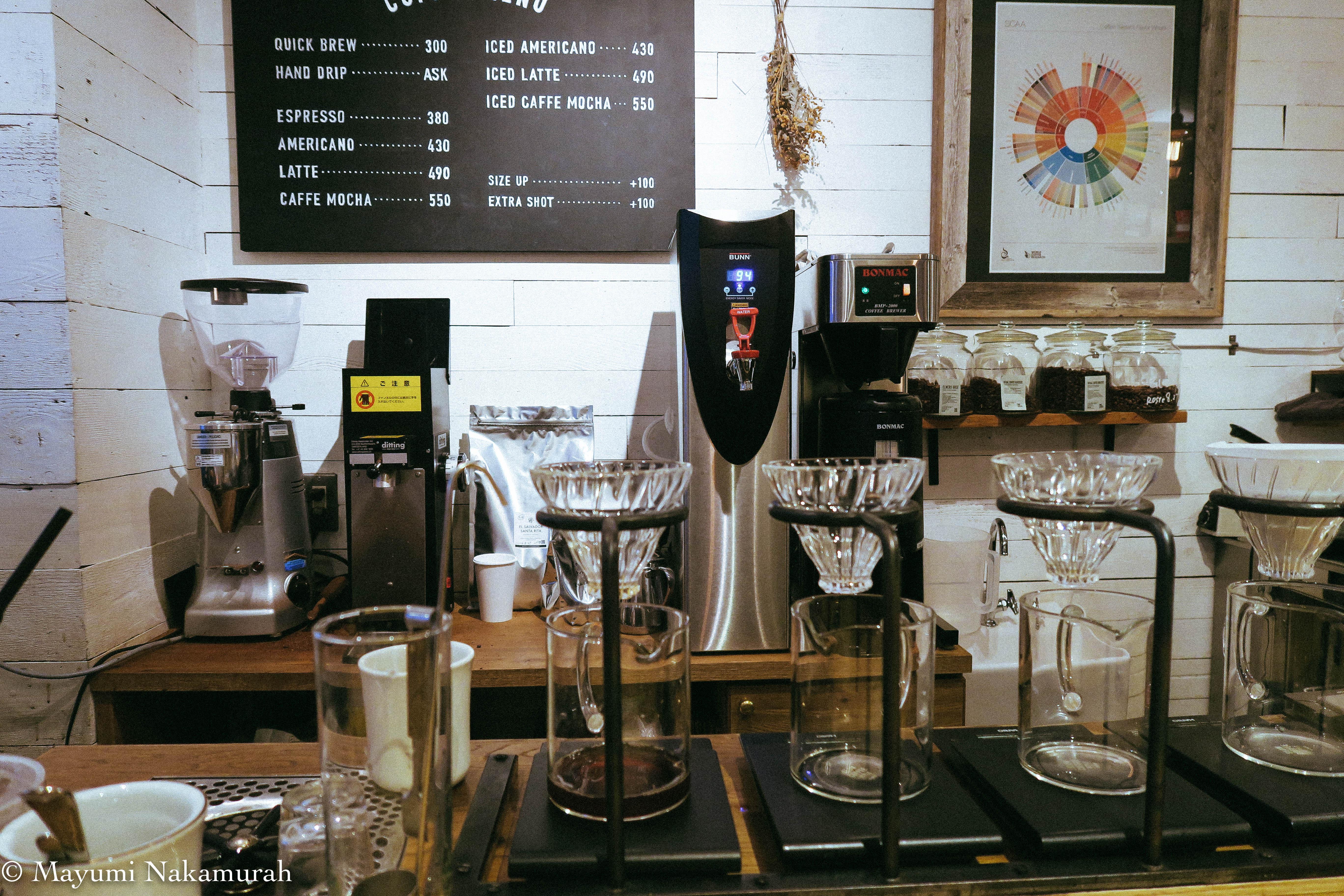 Best Third Wave Coffee Tokyo