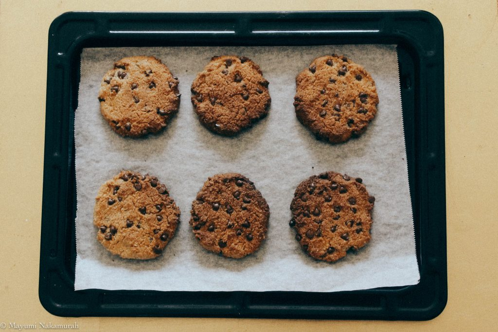 Almond Flour Chocolate Chip Cookies (Gluten & Dairy Free)